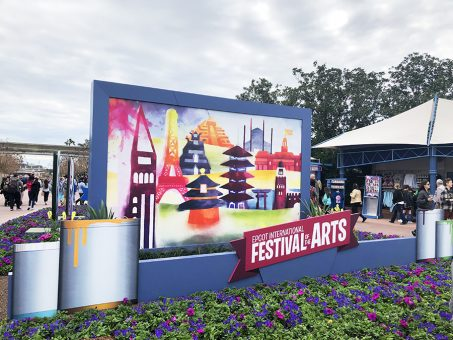 Unique Dining Experiences at Disney World Festival of the Arts
