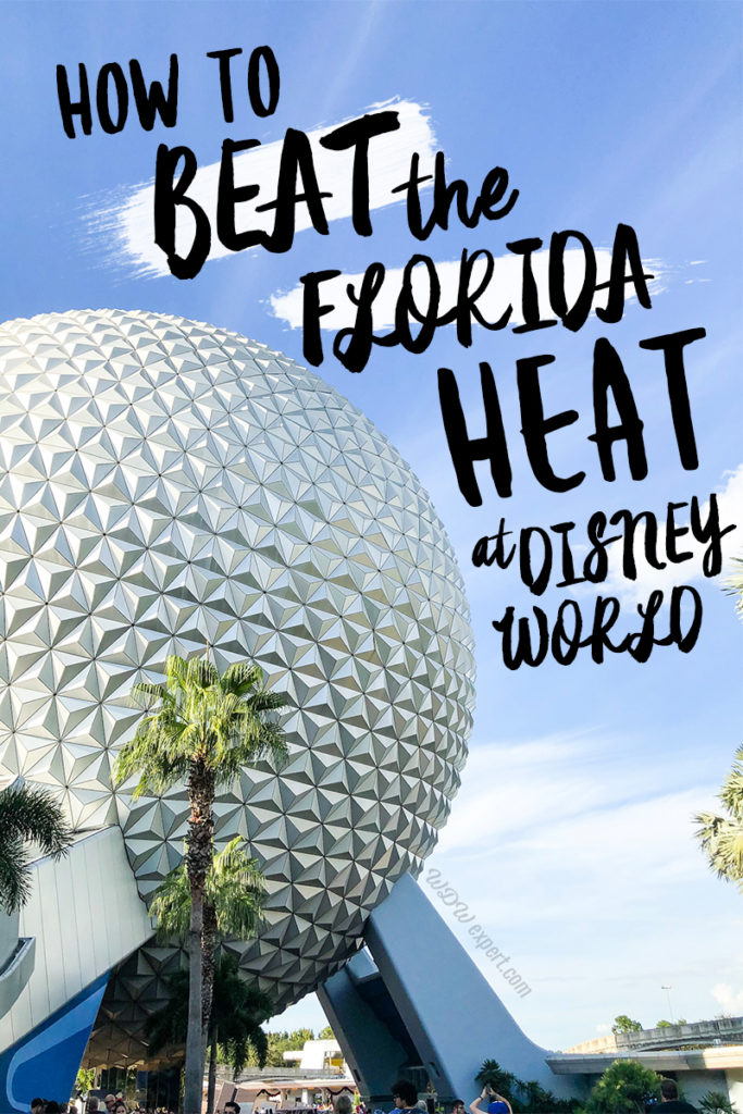 Best the Florida Heat at Disney World with these tips