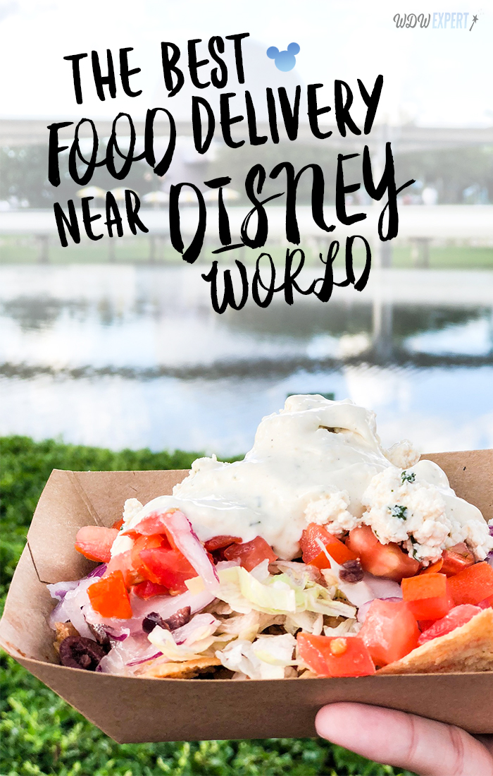 Click here to discover the best food delivery near Disney World with Uber Eats!