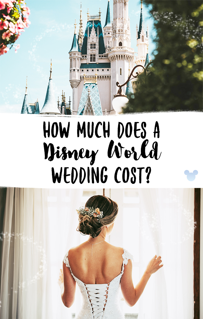 Disney World Wedding Cost Statistics and Information about Packages