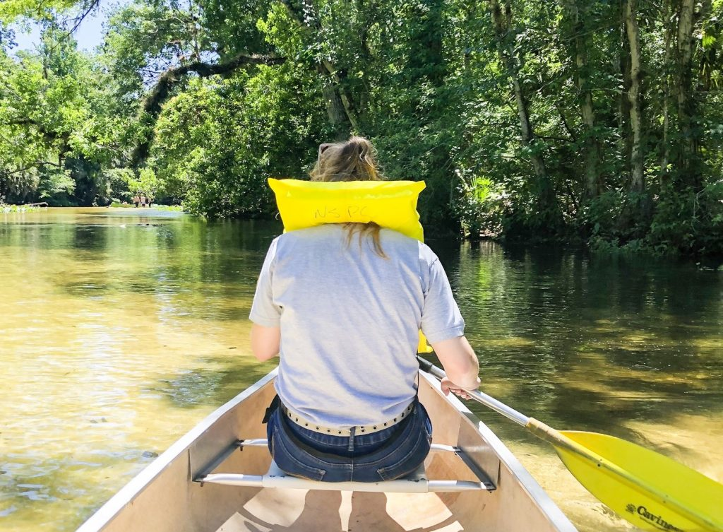 Free things to do in Orlando Florida | Blue Springs Park