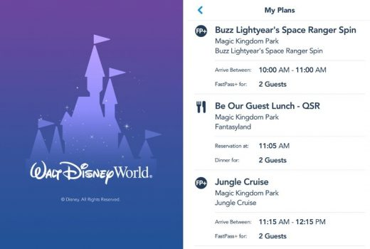 Make unlimited Fastpasses at Disney World