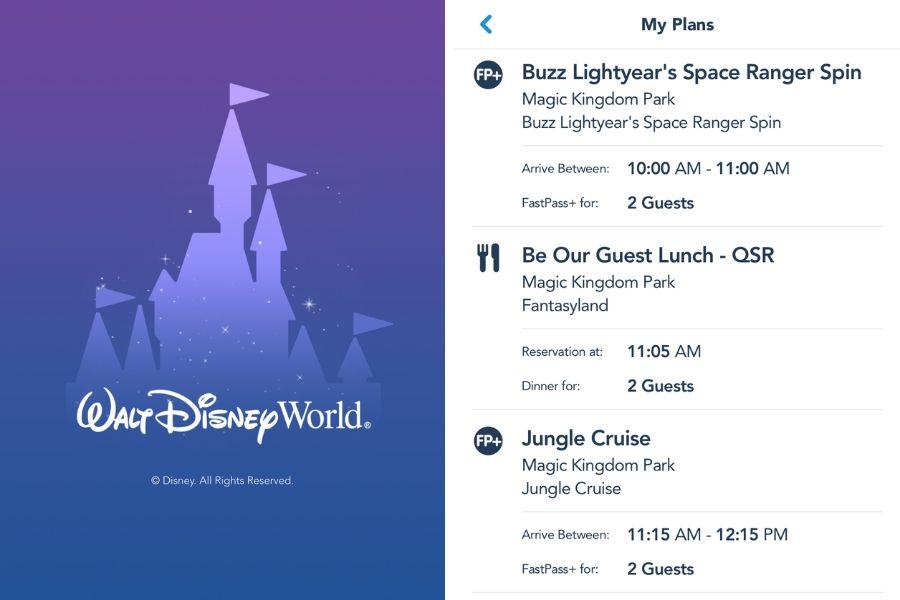 Make unlimited Fastpasses at Disney World