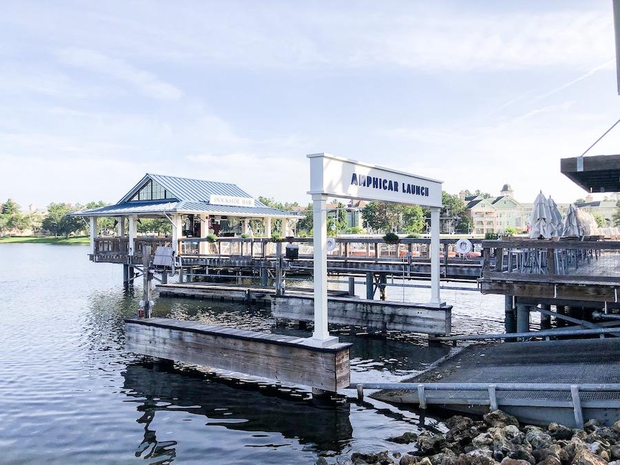Disney Springs Bar Crawl The Boathouse