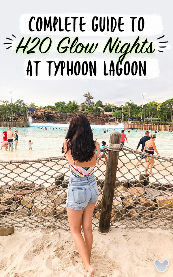 Guide to H20 Glow Nights at Typhoon Lagoon