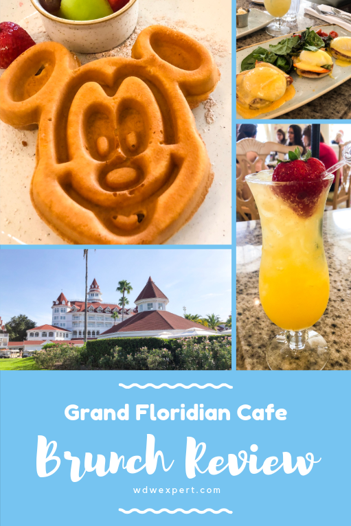 Disney World Grand Floridian Cafe Dining Review