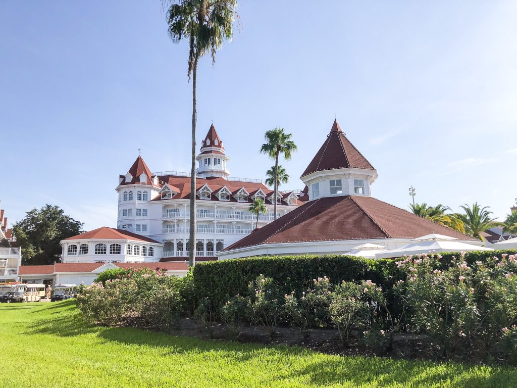 Grand Floridian Cafe Brunch Review