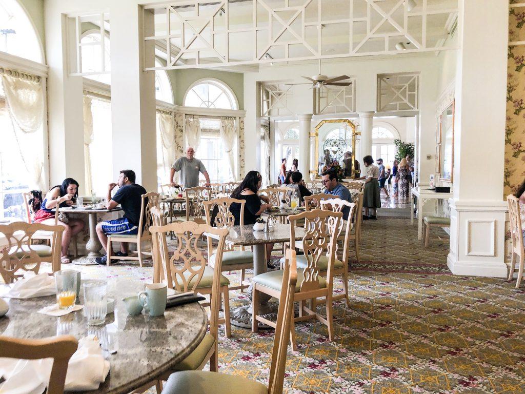 Grand Floridian Cafe at the Grand Floridian