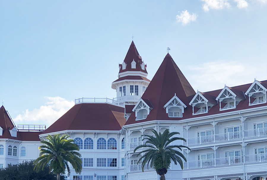 Character Dining at the Grand Floridian