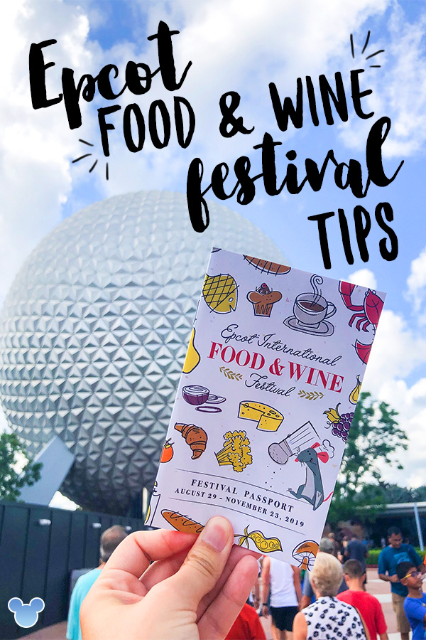Disney World Food and Wine Festival Tips From a Local