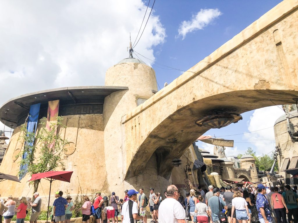 Star Wars Galaxy's Edge WDW