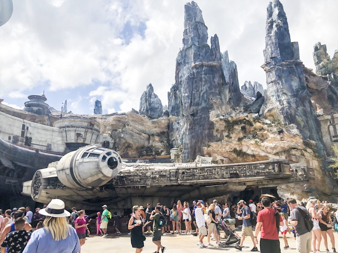 Star Wars Galaxy's Edge Disney World