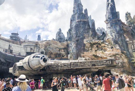 Star Wars Galaxy's Edge Disney World