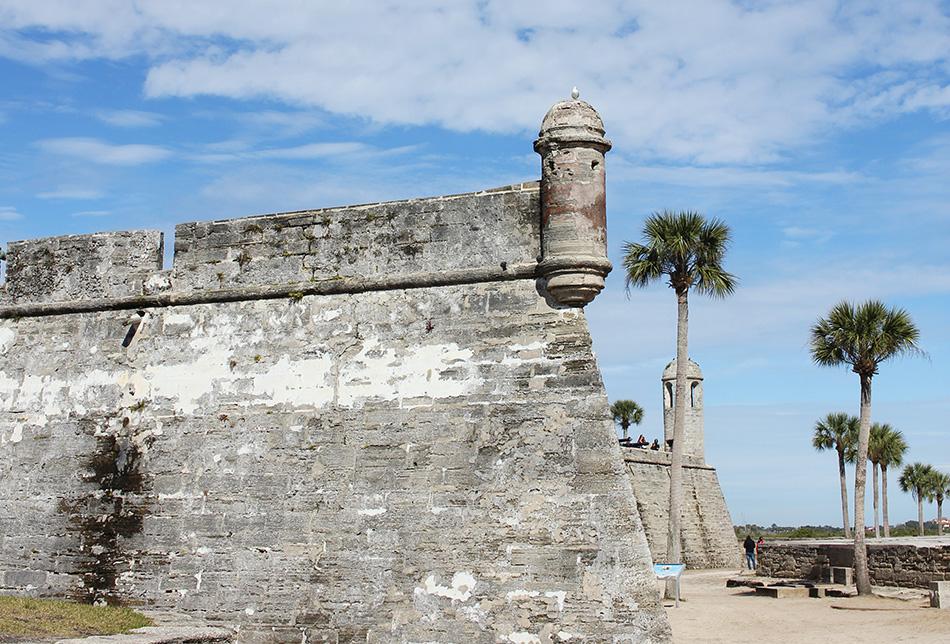 St Augustine Day Trip Guide Castillo de San Marco