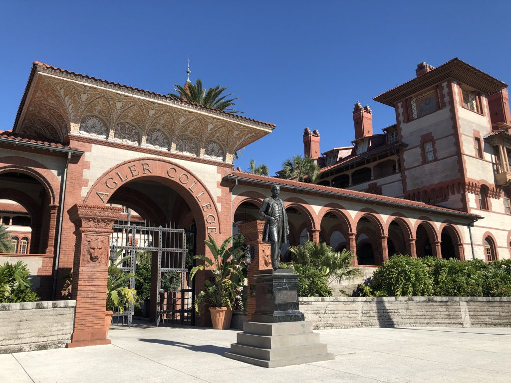 Flagler College St. Augustine day trip